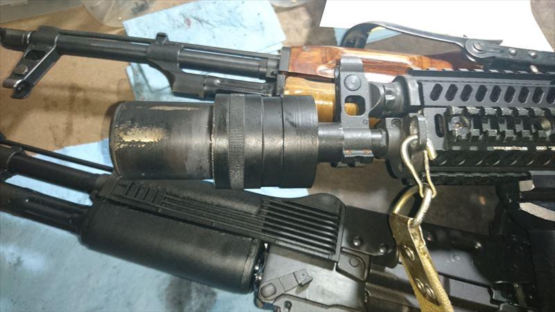 Vityaz silencer